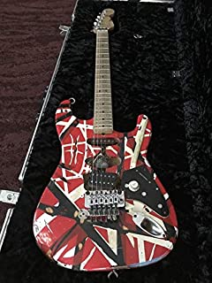 2007 Eddie Van Halen Frankenstein Replica (Only 300 Made) EVH Custom Shop
