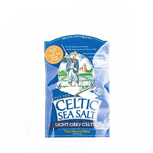 Selina Celtic Sea Salt 8 oz each (1 Item Per Order, not per case)