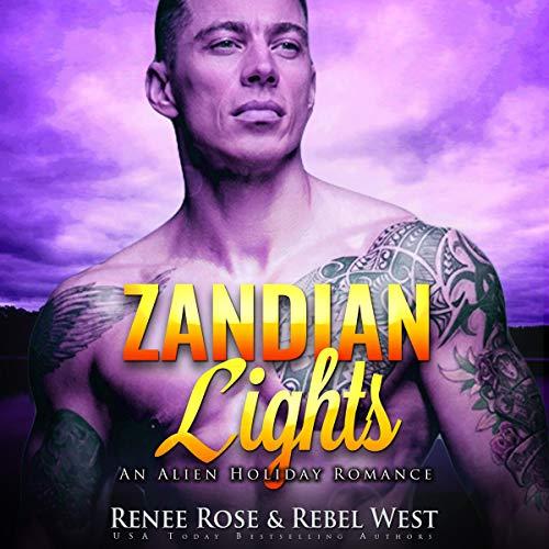 Zandian Lights: An Alien Holiday Romance cover art