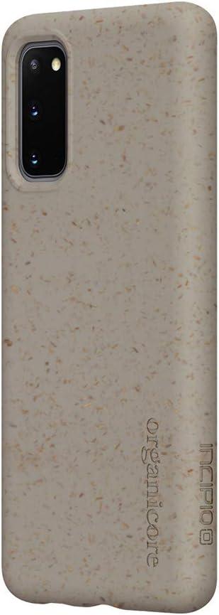 Incipio Organicore Case Compatible with Samsung Galaxy S20 - Stone Gray