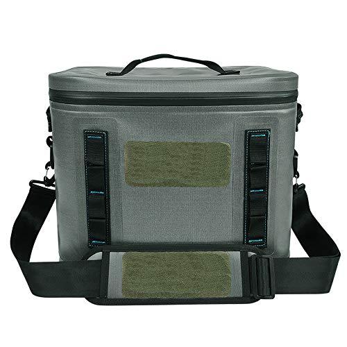Outdoor Picnic auto Incubator grande capacità impermeabile sacchetto di ghiaccio da asporto Airtight pacchetto forte indossabile e facile da trasportare per fornire isolamento per il vostro viaggio