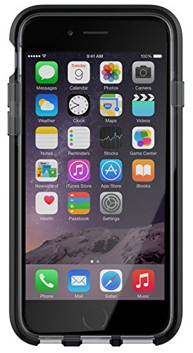 Tech21 Evo Check for iPhone 6/6s - Smokey/Black