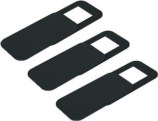 YoBuyBuy T10 3PCS Rektangelplast Webbkameraomslag Ultratunt sekretessskydd Kameravaljarklistermärke för telefonplatta Note...