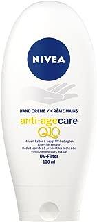 New Nivea Hand Cream Anti Age Q10 Plus Anti-oxidant