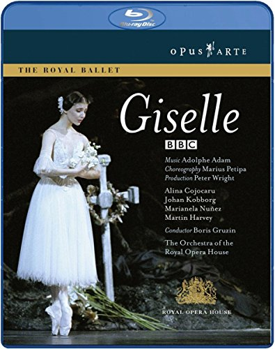 Giselle [Blu-Ray] [(+Booklet)]