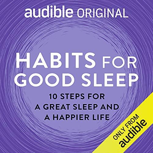 Habits For Good Sleep Titelbild