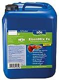Söll EisenMix Fe Aquarium Ergänzungsdünger für Wasserpflanzen Phosphatfrei und Nitratfrei, 2,5 l