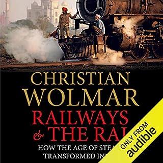 Railways and the Raj cover art