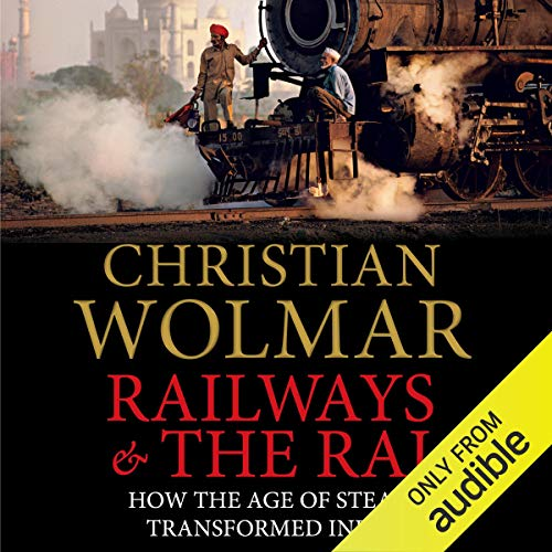 Couverture de Railways and the Raj