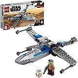 LEGOStarWarsResistanceX-WingStarfighter,GiocattoliperBambini4+AnniconMinifigurediPoeDameron,75297