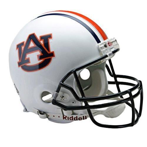 Auburn Tigers Deluxe Replica Football Helmet