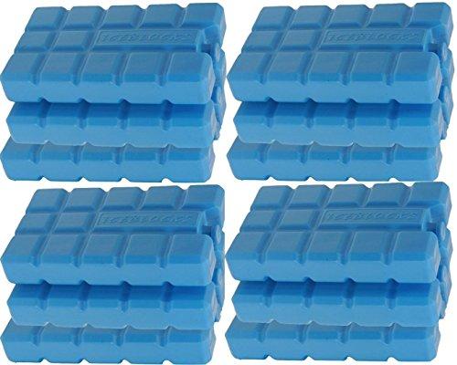 Timtina® 8 Stück Kühlakkus 12 h Akkus (8)