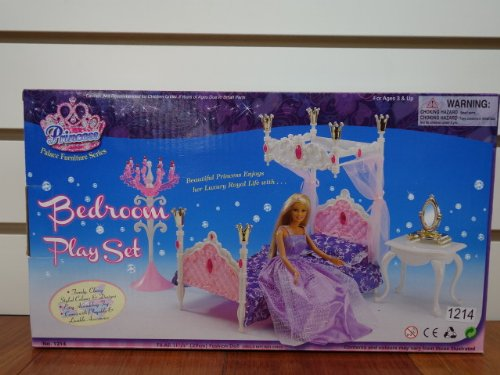 Gloria , Princess Bed Room by Well Succes
