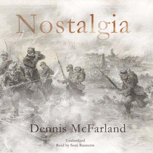 Nostalgia audiobook cover art