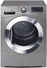 LG Dryer 7 kg Front Load,Silver,RC7066G2F