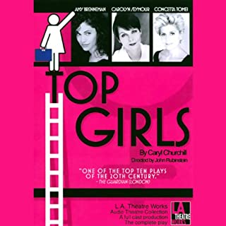 Top Girls (Dramatized) audiobook cover art