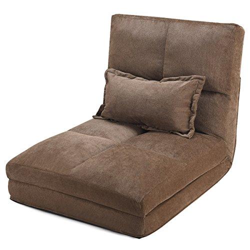 Giantex Triple Fold Down Sofa Bed review