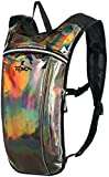 REINOS Hydration Backpack - Light Water Pack - 2L Water Bladder Included for Running,...