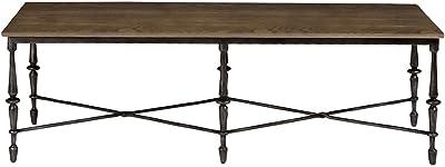 Ethan Allen Albee Coffee Table, Loft