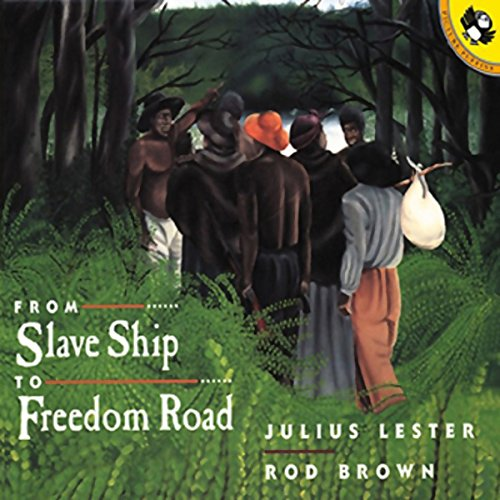 From Slave Ship to Freedom Road cover art