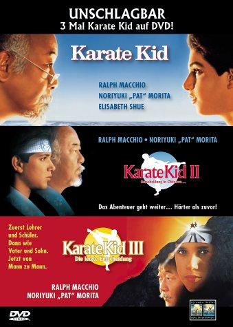 Karate Kid 1-3