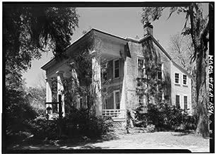 HistoricalFindings Photo: Francis R. Ely House,242 West Lafayette St,Marianna,Jackson County,Florida,FL,1