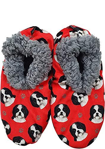 Shih Tzu Super Soft Women's Slippers