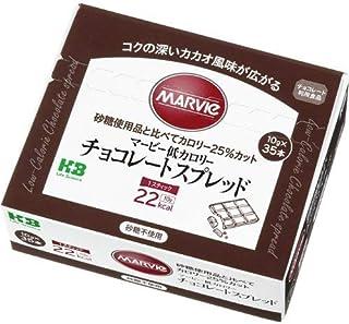 マービー チョコレートスプレッド スティックタイプ 10gx35包入