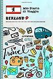Berlino Diario di Viaggio: Libro Interattivo Per Bambini per Scrivere, Disegnare, Ricordi, Quaderno da Disegno, Giornalino, Agenda Avventure – Attività per Viaggi e Vacanze Viaggiatore
