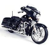 1/12 ハーレーダビッドソン Harley Davidson Street Glide 15 ストリートグライド