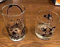 ジョジョの奇妙な冒険 第3部 第4部 イギー エコーズ グラス コップ 一番くじ