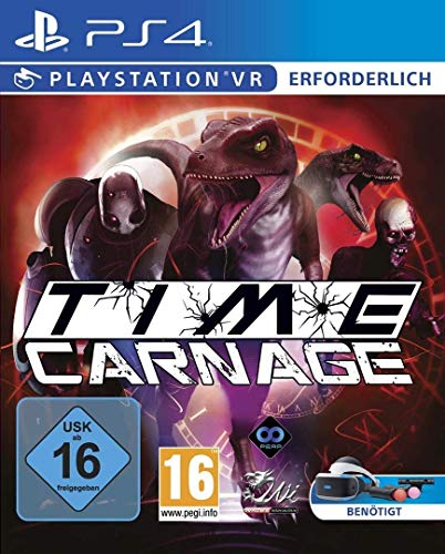 Time Carnage - Playstation VR PSVR [Playstation 4]