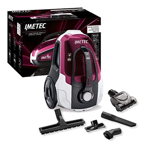 Imetec EcoExtreme PRO C2-200 Aspirapolvere Senza Sacco, Classe Energetica A++ con Turbospazzola Animal Care