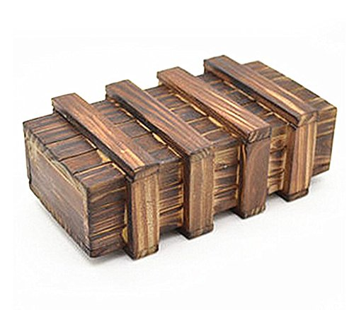 xiangshang shangmao Puzzle Box Japanese Wooden Secret Steps Hakone Japan Bako Trick Brain