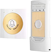 𝐍𝐞𝒘 𝐘𝐞𝐚𝐫𝐬 𝐆𝐢𝐟𝐭𝐬Wireless Strong and Stable Signal Door Entry Bell, Intelligent Access Control System, for Home...