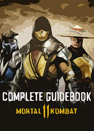 Mortal Kombat 11 - Guidebook (English Edition)