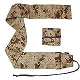 Par de muñequeras Strength Color Camuflaje marrón pixelado para Crossfit, Gimnasio, Fitness, Powerlifting. Regalo