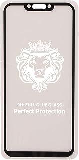 شاشة حماية زجاجية بدرجة صلابة 9 لموبايل هواوي نوفا 3I، لون اسود