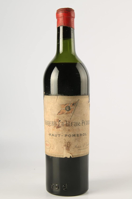 CHÂTEAU LA FLEUR PETRUS 1947 - (Etiqueta dañada)