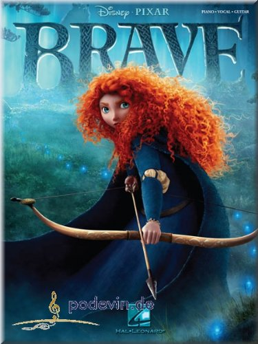 Brave - Music from the Motion Picture Soundtrack - Noten Songbook [Musiknoten]