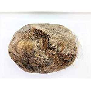 Bird Nesting Material (Alpaca Fibre) Wool Natural Organic
