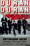 Duran Duran: Nottingham Arena | original UK Promo Poster