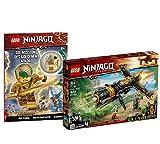 Lego Set Ninjago Coles 71736 - Juego de rompecabezas (incluye funda blanda)