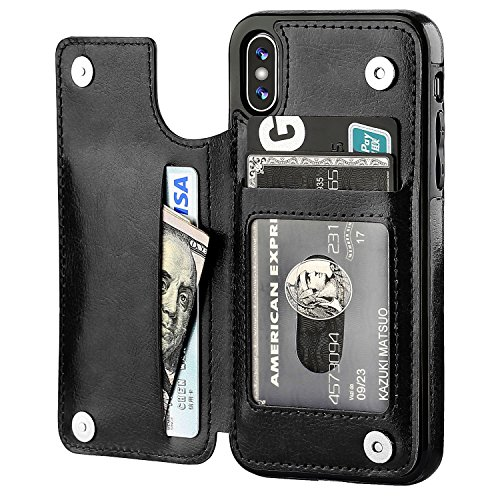 Top iphone max case wallet men for 2020