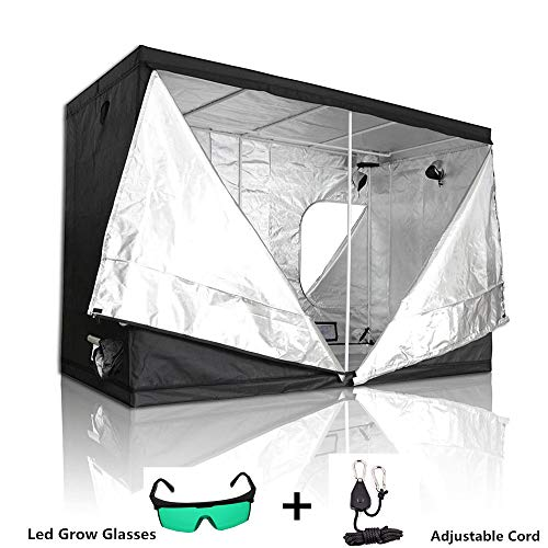 Indoor Hydroponic Plant Growth Tent, Can Be Used for Plant Growth Lamp, Plant Growth Box