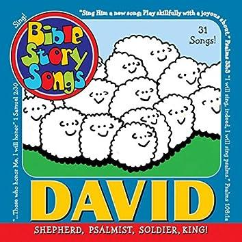 David: Shepherd, Psalmist, Soldier, King