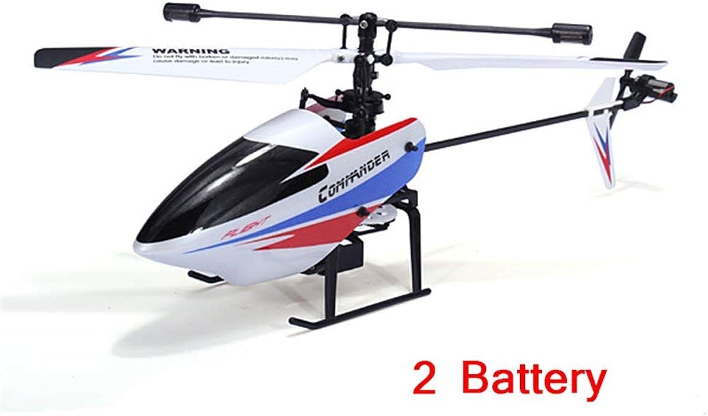 nueva marca Wapipey V911-2 Modelo Modelo Modelo de Propulsión única 4CH RC Giroscopio Aviones 2.4G Control Remoto Niños Juguete Helicóptero Doble Paquete de Electricidad  hasta un 70% de descuento
