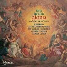 Gloria & Other Sacred Music