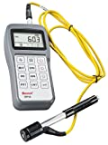 Starrett Hardness Tester, 3811A – Digital, Compact, Portable for Testing Large Metal Parts, Fast Test Speeds, Converts to Rockwell, Brinwell, Vickers and Shore Scales, USB Output, Included Carry Case