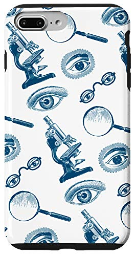 iPhone 7 Plus/8 Plus Eye Doctor Ophthalmologist Optician Collage Case